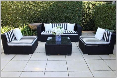 Design Ideas For Black Wicker Outdoor Furniture Concept Black Wicker Patio Furniture Home Outdoor