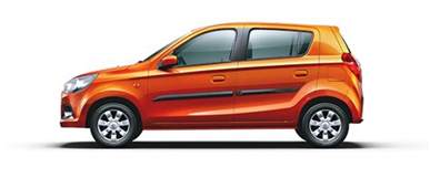 Maruti Suzuki Alto K10 Cng Maruti Suzuki Alto K10 Lxi Cng Exterior Image Gallery