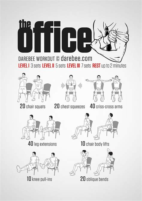 Office Desk Exercises Abs 1000 Ideas About Workout F 252 R Zuhause On Lean
