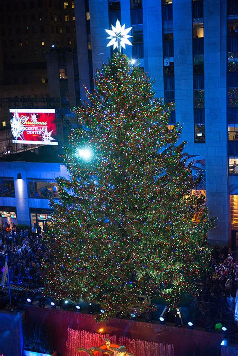 2015 rockefeller center christmas tree lighting see