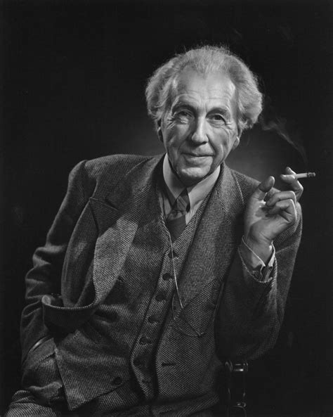frank lloyd wright information biography frank lloyd wright yousuf karsh
