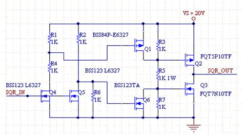transistor driver circuit design voltage driver circuit towerpdfs