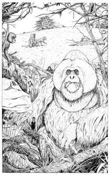 dinopithecus explore dinopithecus  deviantart