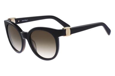Sunglass Salvatore Ferragamo Coklat salvatore ferragamo sf783s sunglasses free shipping