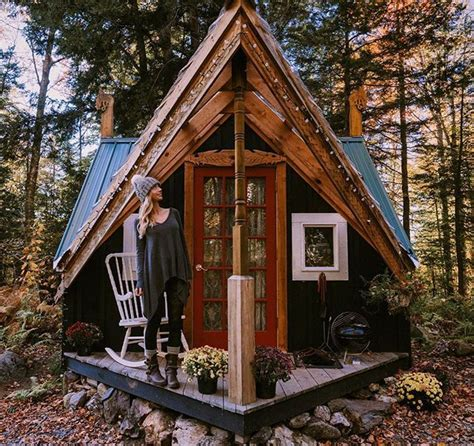 355 best forest wood cabin images on