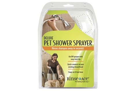 Shoo Hose For Bathtub by Rinse Ace Pet Shower Connector