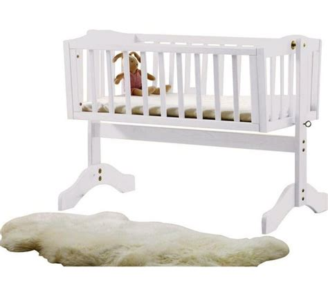 swinging crib spare parts buy saplings bethany swinging crib white at argos co uk