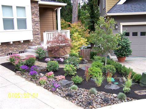 landscape gardening ideas for small gardens small front yard landscaping ideas no grass garden design