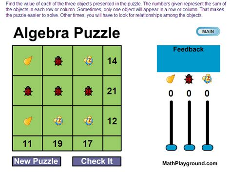 printable algebra puzzle common worksheets 187 algebra puzzles printable preschool