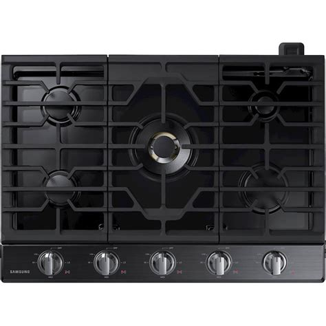 best gas cooktop 30 samsung 30 quot gas cooktop black na30k6550tg best buy