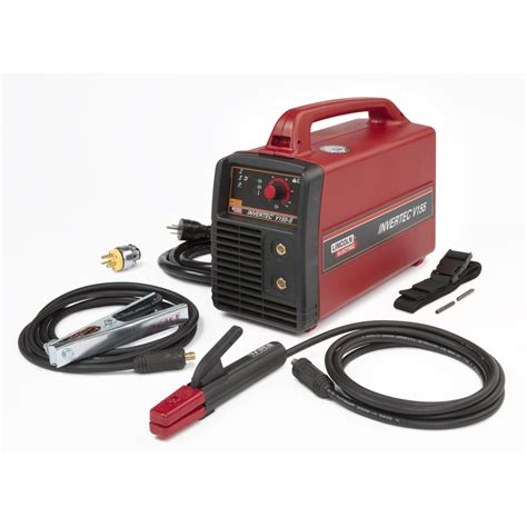shop lincoln electric 120 volt stick welder at lowes