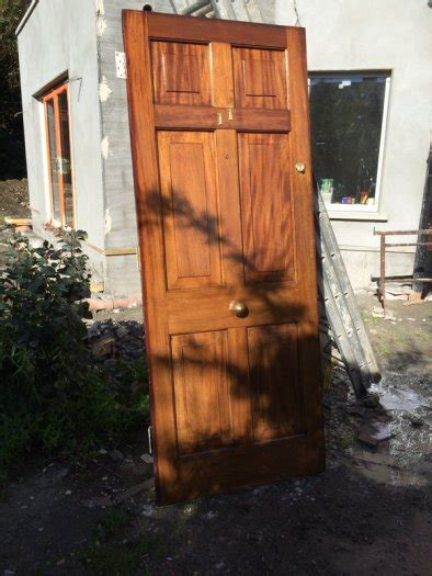 Solid Wood Exterior Doors For Sale Solid Wood Front Door For Sale In Artane Dublin From Cpr10