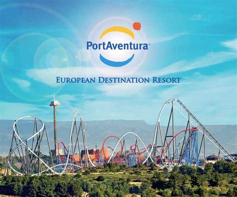 theme park portaventura newsplusnotes new ferrari theme park announced for