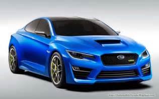 Subaru Wrx Concept Automobile Trendz 2014 Subaru Impreza Wrx Concept 6