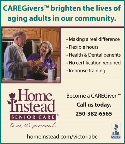 home instead senior care home review