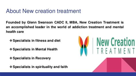 New Creation Detox by Rehab Program