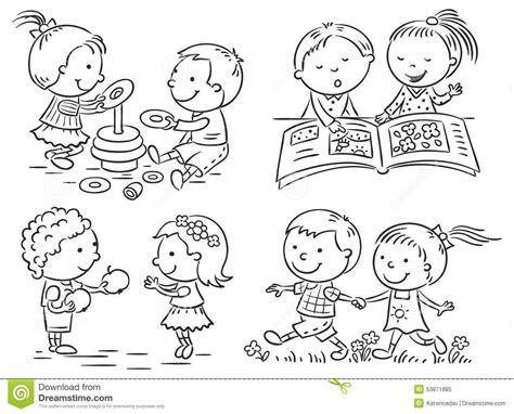 imagenes convivencia escolar para colorear dibujos para colorear de pinzas y pelotas cerca con