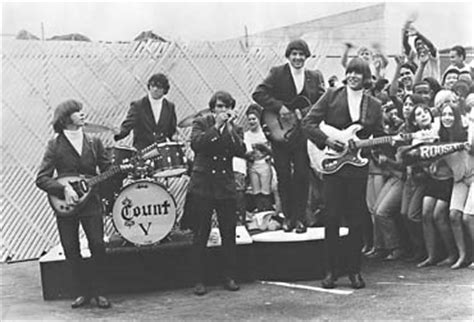 the count five count five