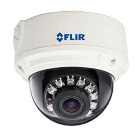 flir 3mp fixed ir vandal dome ip camera with 2.8mm f2.0