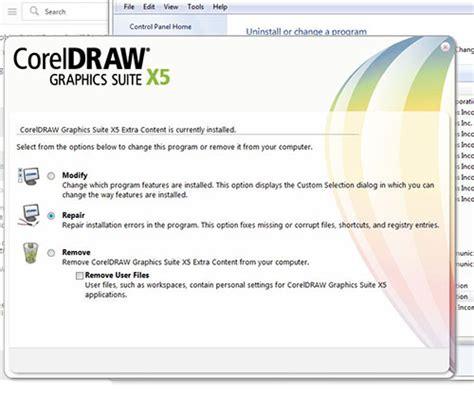 Corel Draw X5 Uninstall Tool | can t uninstall x5 gs coreldraw graphics suite x5