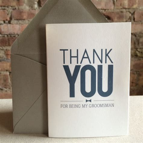 groomsmen thank you cards template hallmark greeting cards gifts ornaments personalized