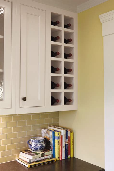 built in wine racks for kitchen cabinets elegant storage ideas for your wine balsam hill