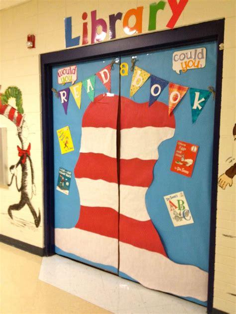 Describe Decorations by Library Doors Decoration 25 Appreciation Door