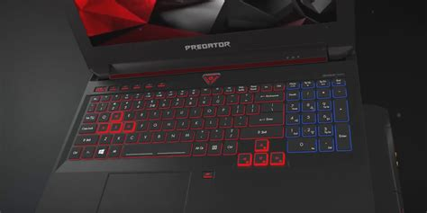 Laptop Acer Predator acer predator 15 g9 591 and 17 g9 791 gaming laptops