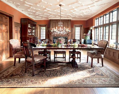 tuscany dining room tuscany dining table eclectic dining room cleveland