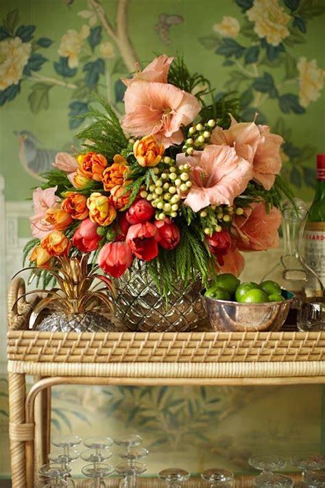living flower arrangements southern living fall floral arrangement flowers