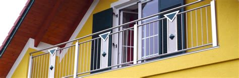 edelstahl balkon edelstahl balkon hetterich konzeptbau
