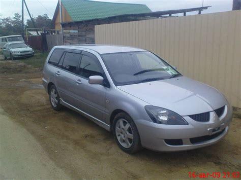 2004 Mitsubishi Lancer Wagon Pictures 1800cc Gasoline