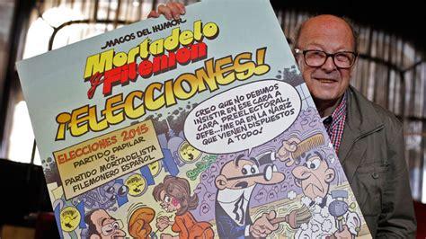 elecciones mortadelo y filemn mortadelo y filem 243 n 161 elecciones zona negativa