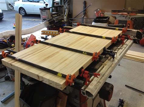 Build A Butcher Block Countertop by 8 Steps To Building A Butcher Block Countertop