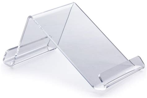 acrylic ipad stand acrylic ipad desk stand adjustable countertop tablet riser