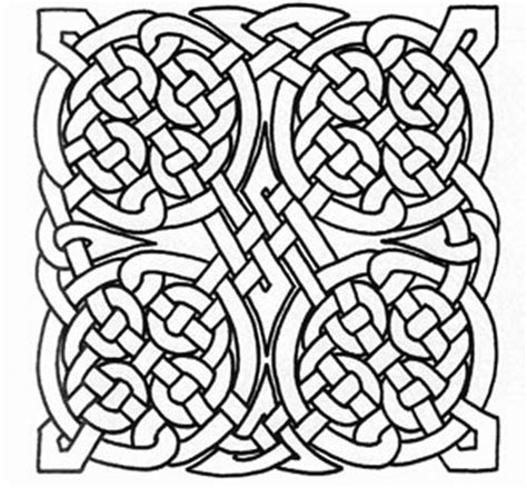 Knot Pattern - trood celtic knots