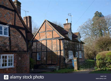 houses to buy in buckinghamshire homes in turville village in buckinghamshire uk stock photo royalty free image