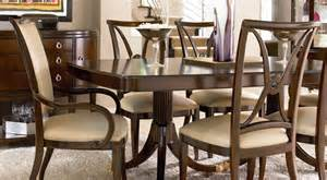 wood dining room furniture sets thomasville furniture ashley millennium north shore dining room set d553