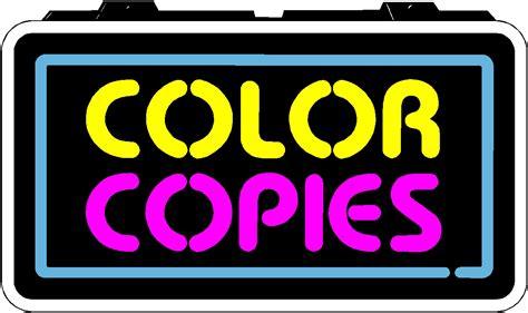 color copies color copies childrens ministry