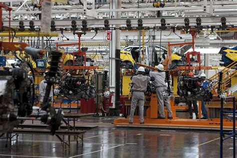 ford assembly plant cuautitlan mexico