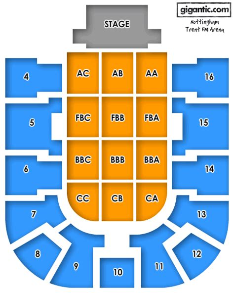 nottingham arena floor plan james blunt tickets tour dates concerts gigantic tickets