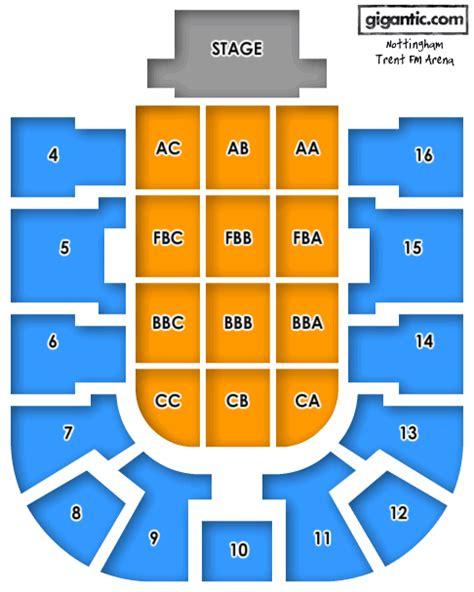 nottingham arena floor plan blunt tickets tour dates concerts tickets