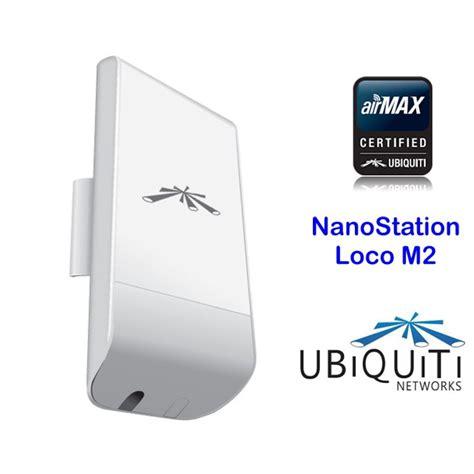 Ubiquiti Ubiquity Ubnt Nanostation Loco M2 Nano Station Loco M2 Locom2 wisp cpe antenna wifi repeater ubiquiti nanostation locom2 poe