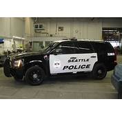 Seattle Piloting Patrol Vehicles  News Government Fleet