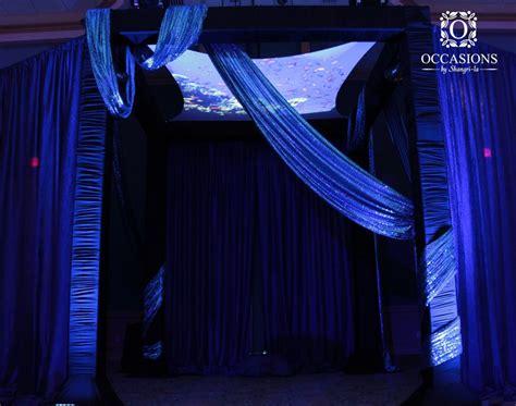 underwater themed events underwater themed decor underwater themed event