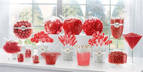 How Do You Sharpen Kitchen Knives Red Candy Buffet Supplies Red Candy Amp Containers Party