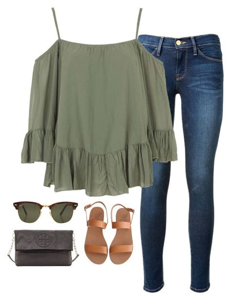 country style careers shirt army green khaki the shoulder flowy shirt