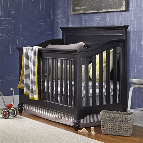 Black Convertible Crib Black Convertible Crib Rosenberryrooms