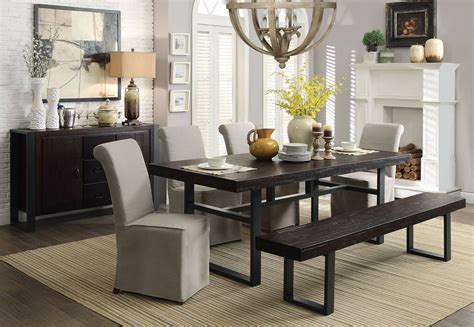 reclaimed wood dining room sets keller reclaimed wood dining room set 106941 coaster furniture