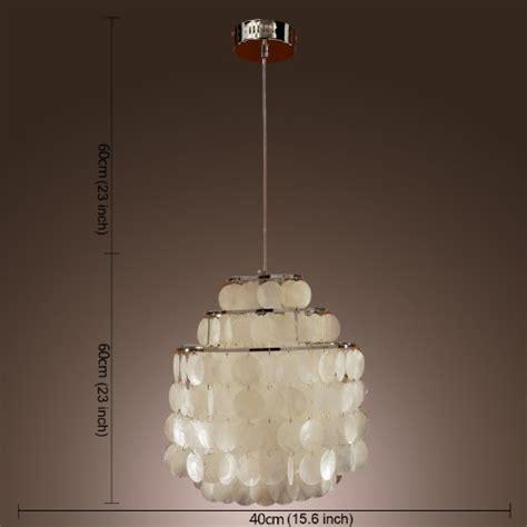 modern chrome light chandelier pendant ceiling fixture lightinthebox modern white shell pendant chandelier mini
